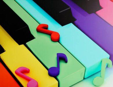 piano instrumento rey