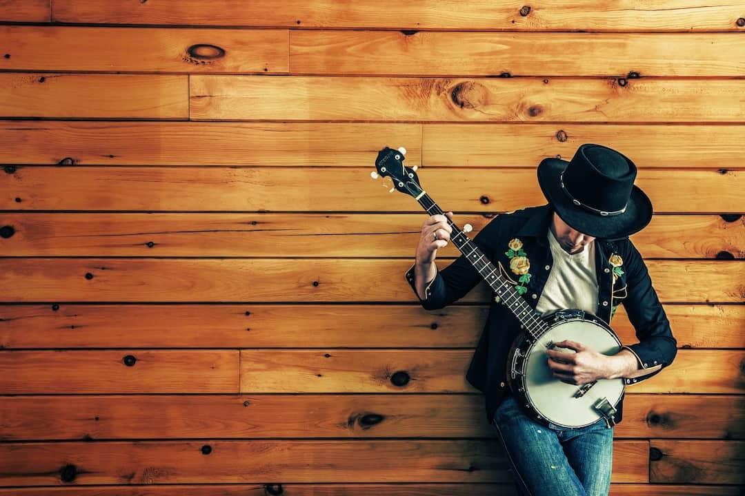 instrumentos musicales de cuerda banjo