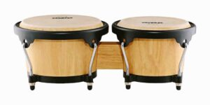 bongos de madera