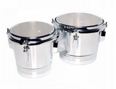 bongos de metal