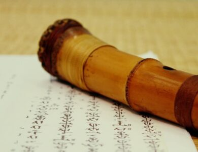 flauta shakuhachi