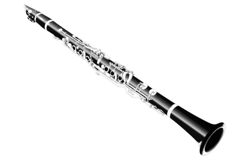 clarinete instrumento de viento madera