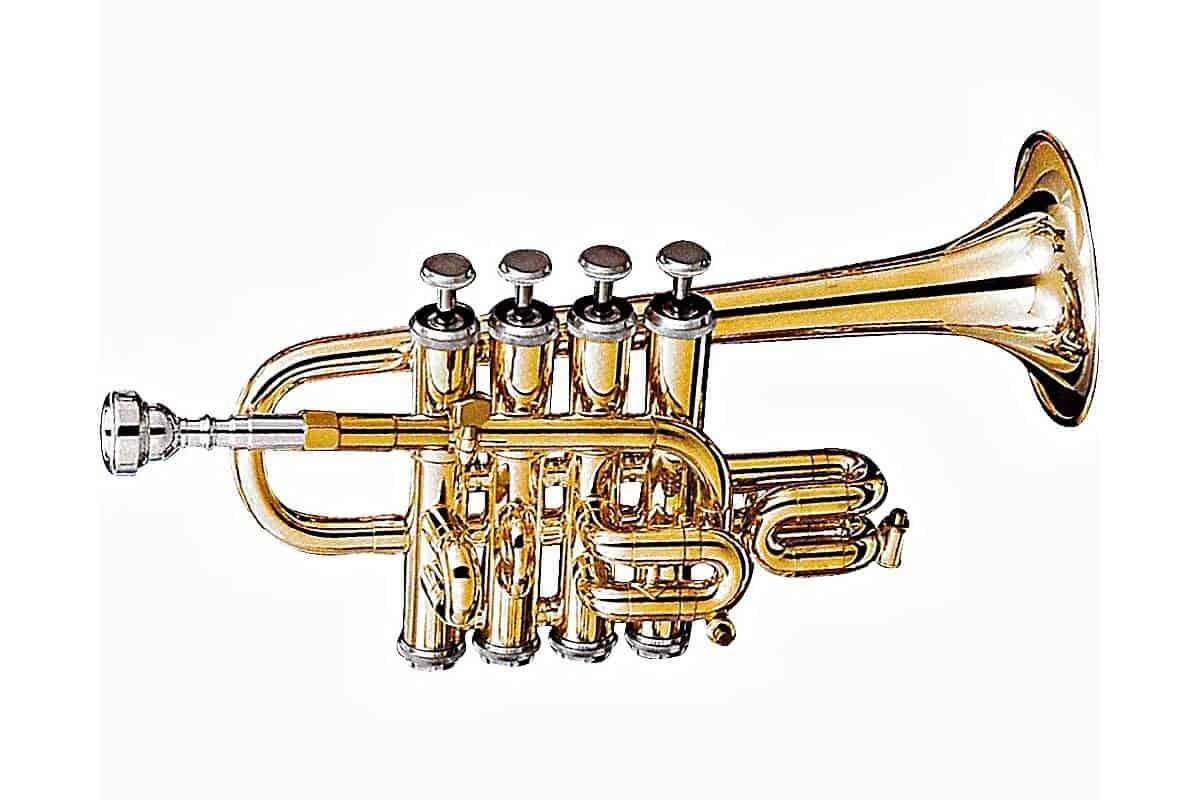 Trompeta Picolo