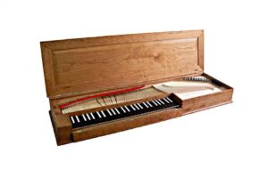 clavicordio instrumentos de cuerda