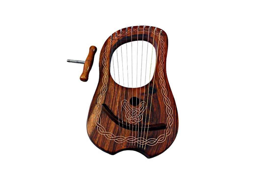 lira instrumento de cuerda
