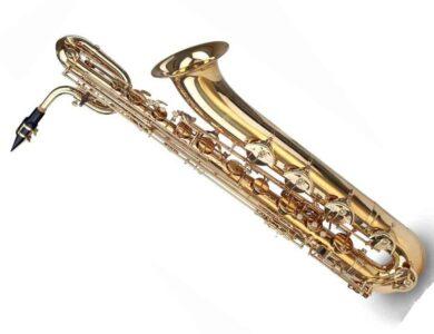 saxofón barítono