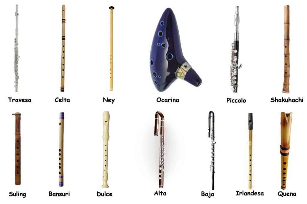 ᐅ Flauta Tipos De Flauta Partes Características Actualizado