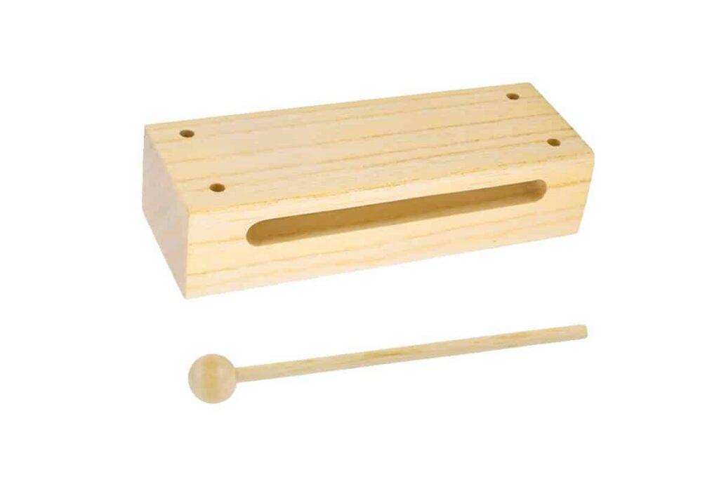 caja china instrumento de percusión