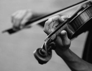 soñar con violin