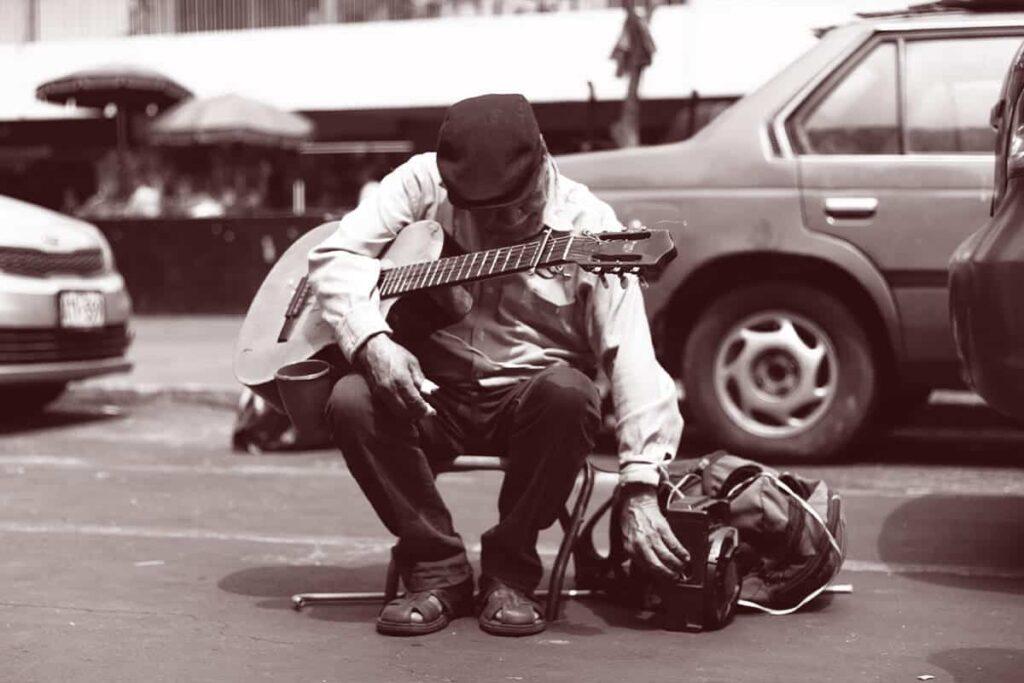 soñar guitarra