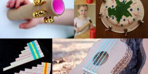 Instrumentos-musicales-caseros-para-niños