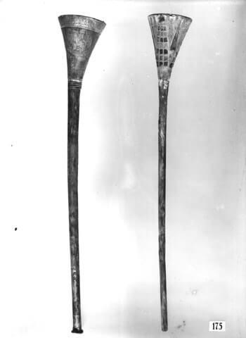 Trompetas de Tutankhamon