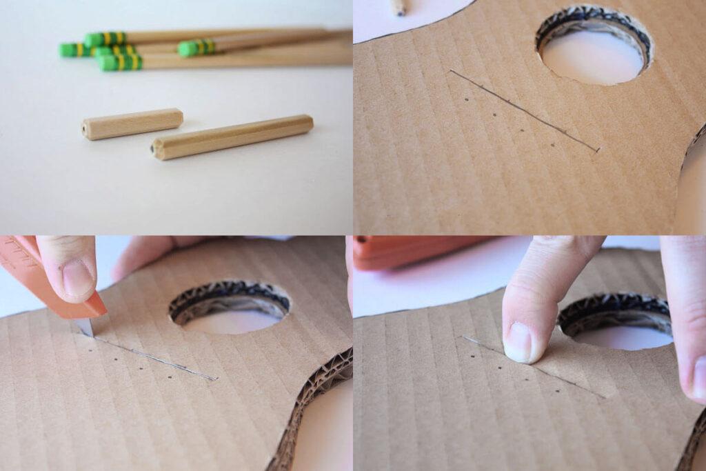 como-hacer-una-guitarra-de-carton