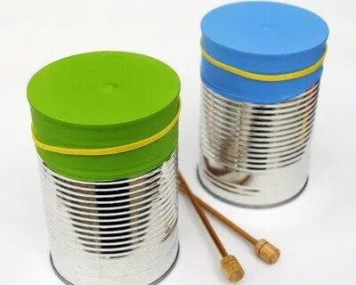 globo bongo reciclado